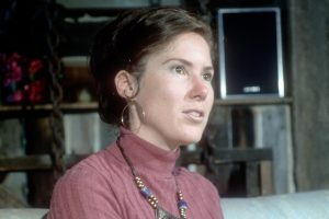 Rep. Dorothy Bradley in the 1970s. (Mansfield Library, University of Montana)