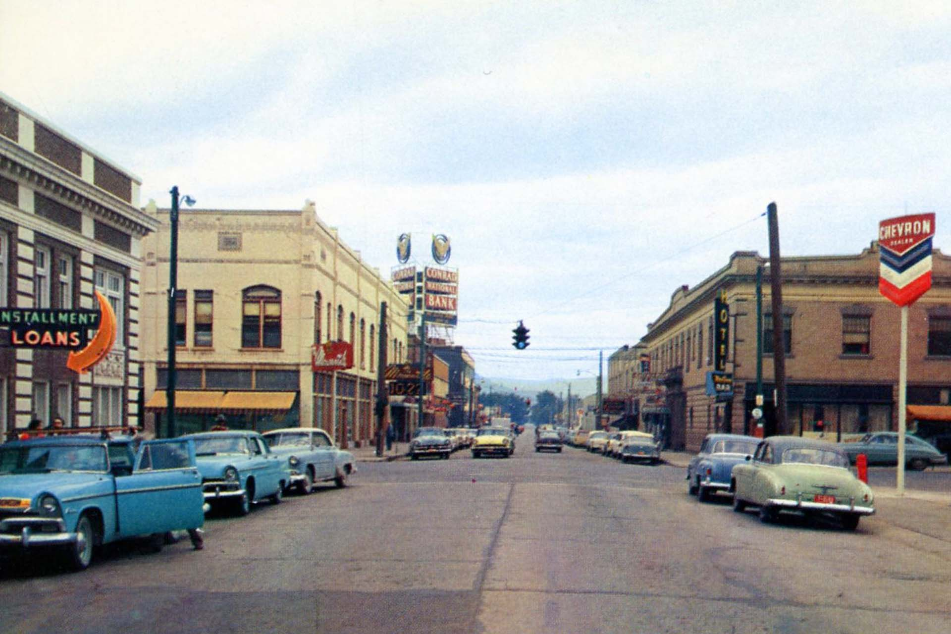 poverty in montana retrospective 1965 montana business