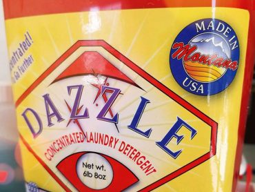 Diamond Products of Helena sells kitchen and janitorial supplies, floor care products and concentrated cleaners like Dazzle.